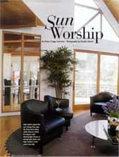 Sun Worship: Natural Home & Garden