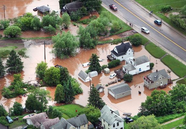 Duluth eyes rebuilding for a wetter climate