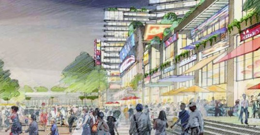 Mayor Bloomberg Announces Plan for Willets Point,