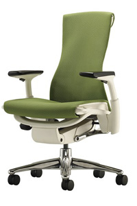 5 ergonomic desk chairs that are good for your body and the planet
