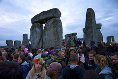 Pagans, Raw Vegans and Environmentalists! Oh My!—A Summer Solstice Celebration for All