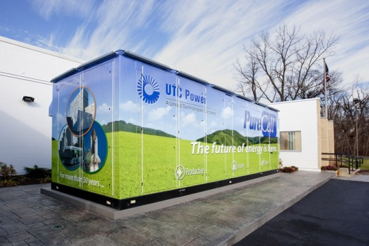CBS Studios Installs Six PureCell Fuel Cell Systems at Two California Production Facilities