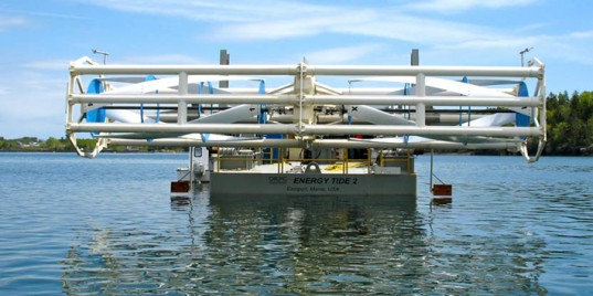 Maine Launches the First Commercial Tidal Power Project in the US!