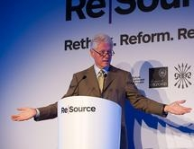 Bill Clinton on Managing Scarce Resources
