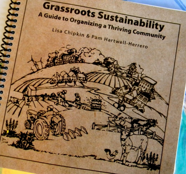 Grassroots Sustainability: A Guide to Organizing a Thriving Community
