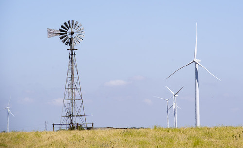 Wind Energy a Lifeline