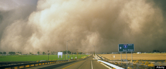 Dust Storms' Health Risks: Asthma Triggers, Chemicals, Bacteria May Be In The Wind