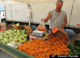 Number Of Farmers Markets In U.S. Surges (PHOTOS)
