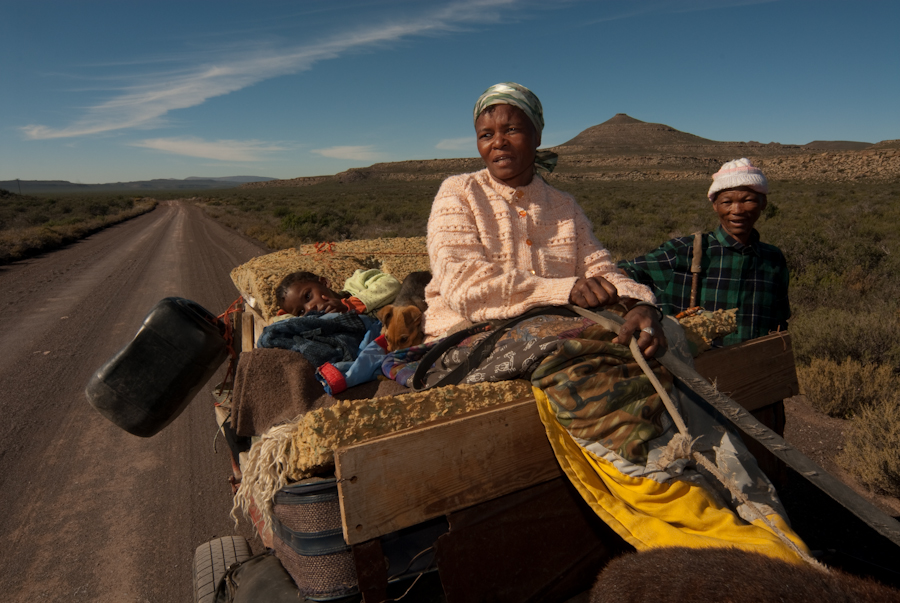 Fighting Fracking in South Africa
