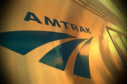 Amtrak high-speed train will be slightly higher speed for a little bit tonight