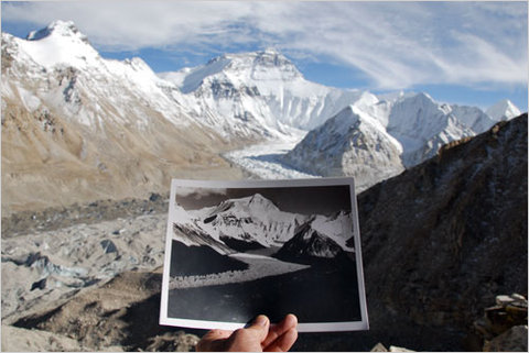 Climate Impacts on Himalayan Glaciers