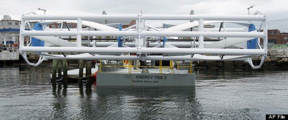 Tidal Power To U.S. Grid