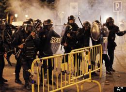 Spain's Financial Crises