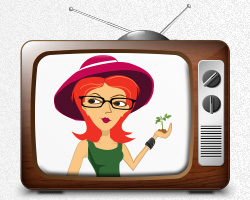 Ask Umbra: Who's the greenest character on TV?