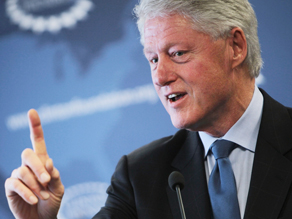 Bill Clinton Throws His Support Behind Michigan's Renewable Energy Ballot Initiative