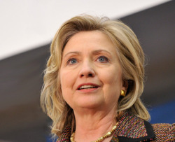 Hillary Clinton pushes a key diplomatic mission: Energy