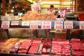 Meat Production Affected by Disease and Drought