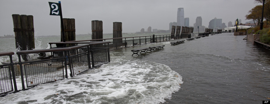 Hurricane Sandy Eyes DC, Baltimore, Philadelphia And New York (PHOTOS, LIVE UPDATES)