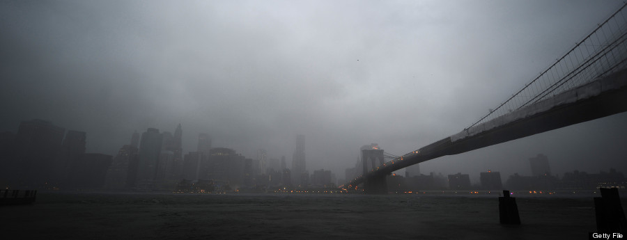 Hurricane Sandy Megastorm: Government Forecasters Say Projected Storm Surge Is A 'Worst Case Scenario' [LIVE UPDATES]