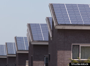 Solar Panel Installations More Likely In Homes With Energy Efficient Neighbors, Study Says
