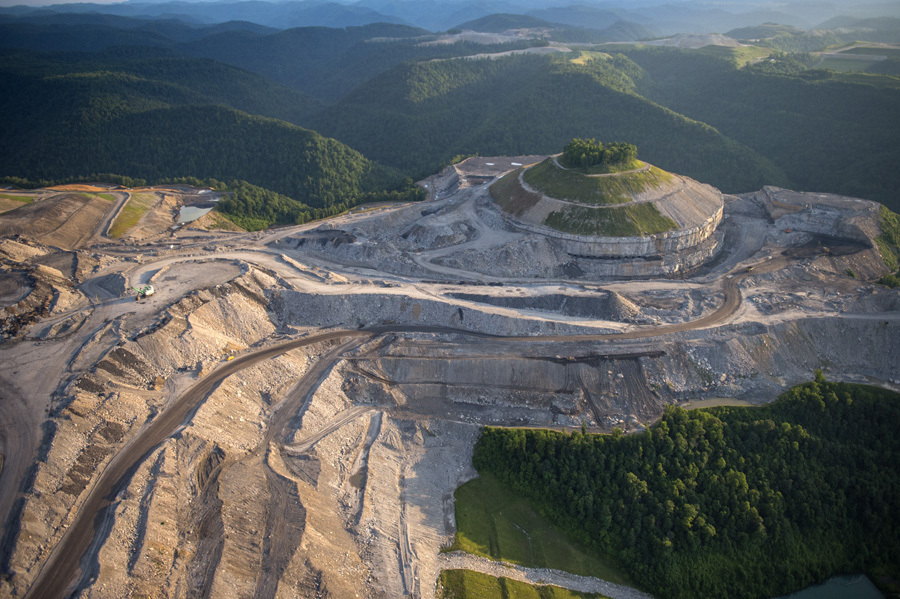 West Virginia Mountaintop Removal