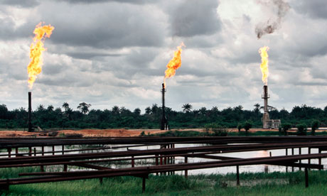 World Bank urges nations to end 'wasteful' gas flaring