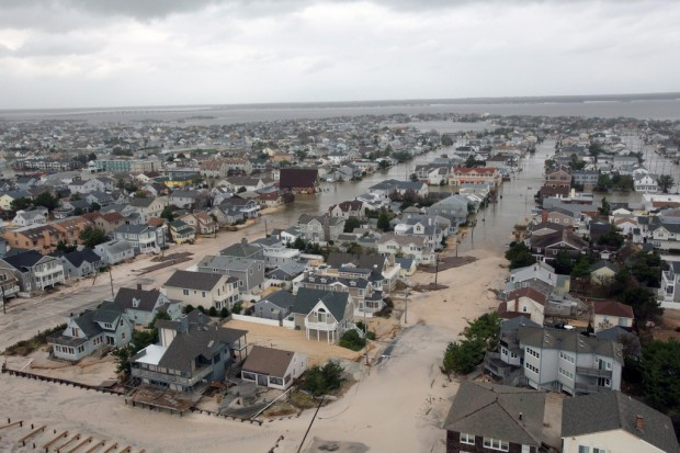 Post-Sandy: Working with Nature to Keep Us Safe