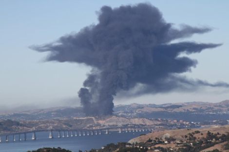 Chevron to poor California town: 'Thanks, but we'd rather pollute'