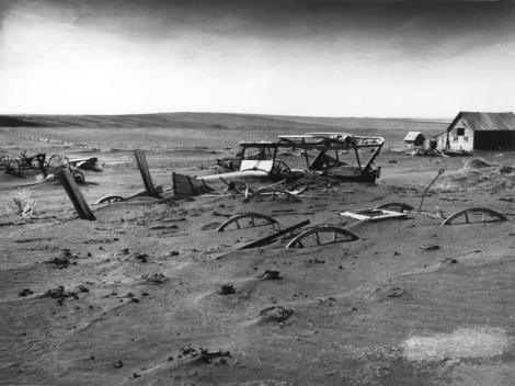 Ken Burns: Before Sandy, there was the Dust Bowl