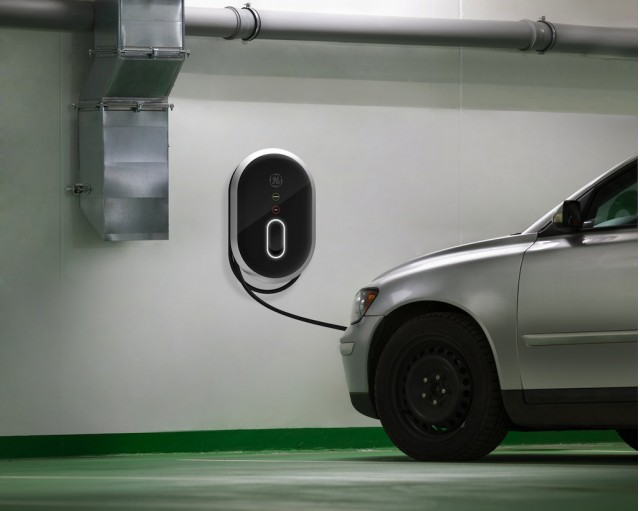 Home Depot Now Sells 30 Electric-Car Charging Stations