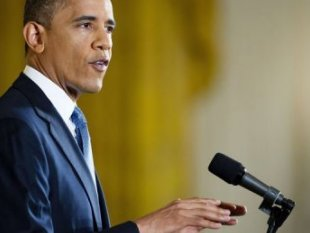Obama Vows to Take Personal Charge of Climate Change in Second Term