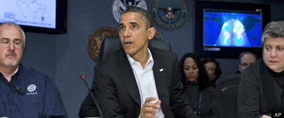 Obama Victory, Sandy Give Environmental Groups Hopes For Climate Change Action