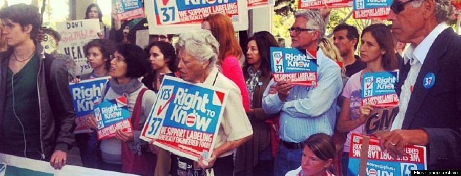 Prop 37 GMO Labeling Law Defeated By Corporate Dollars And Deception, Proponents Say