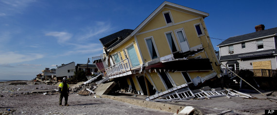 Hurricane Sandy Challenges Short-Term Thinking On Nation's Coasts