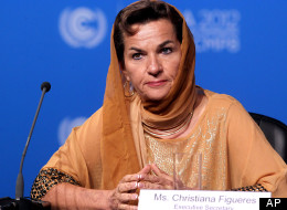 Christiana Figueres, UN Climate Chief, Says Individuals Need To 'Assume Responsibility' To Address Problem