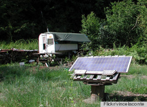 Living Off The Grid: Could Decreasing Energy Dependence Ultimately Make Life Easier? (VIDEO)