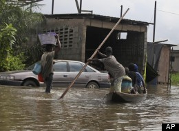 Nigeria Floods Kill Hundreds, Displace 2.1 Million