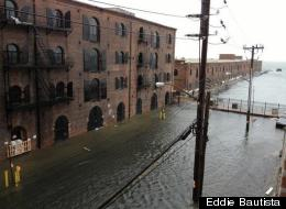 Hurricane Sandy: Toxic Pollution, Low-Income Families In Direct Path Of Storm Surges