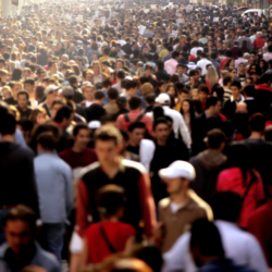 Population growth and the road to total societal meltdown