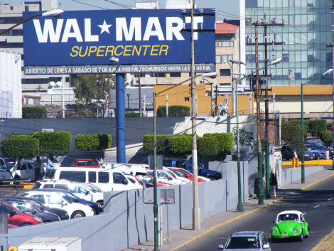 Walmart bribed its way around Mexico's environmental rules