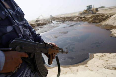 How ExxonMobil may cause a civil war in Iraq