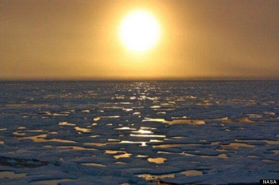 Arctic Spiraling Into Volarile State Due to Climate Change