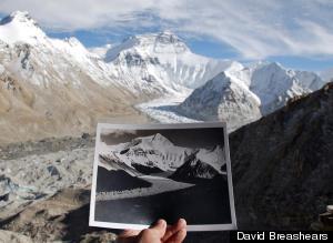 Mount Everest Gigapixel Photo