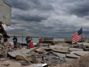 After Hurricane Sandy: How I Witnessed Taxpayer Dollars Go Down the Tube During Relief Efforts